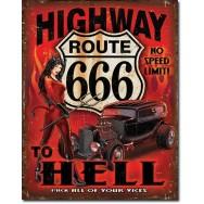L'Autoroute de l'Enfer !