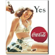 Coke - Maillot de bain blanc