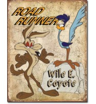 Road Runner - Wile E Coyote