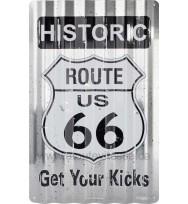 Route 66 - Ondulée