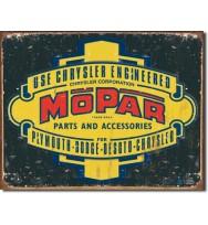Logo Mopar '37 - '47